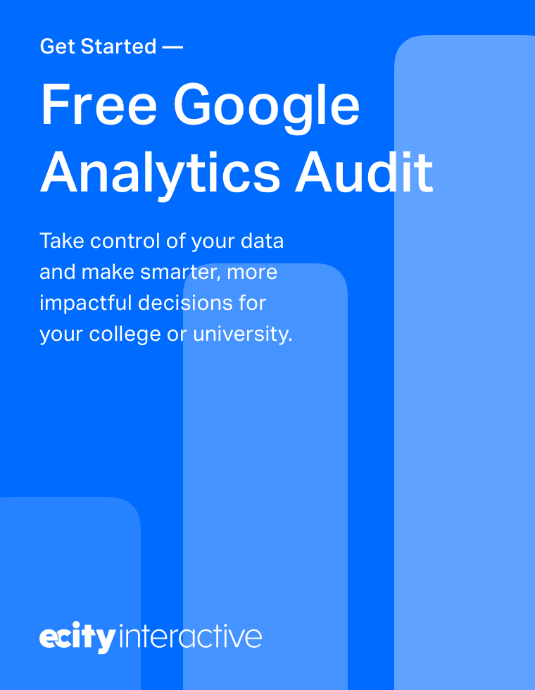 eCity Google Analytics Audit