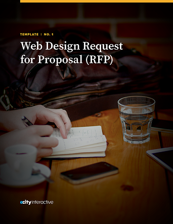 Website Request For Proposal Rfp Template Download